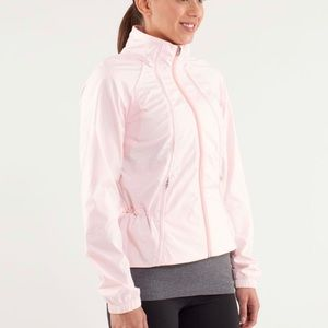 Lululemon Run: Travel to Track Jacket - Size 8